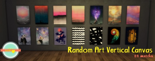 Loree: Some more paintings   Art Vertical Canvas