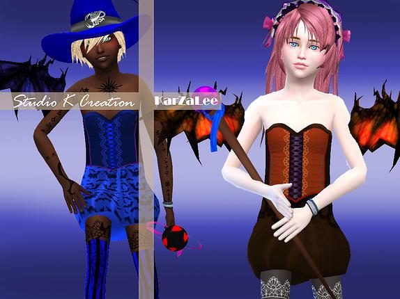 Studio K Creation: Little Witch