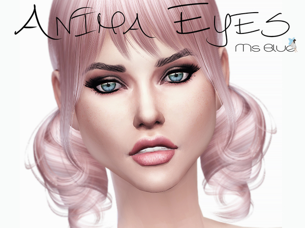 The Sims Resource: Anima Eyes by Ms Blue