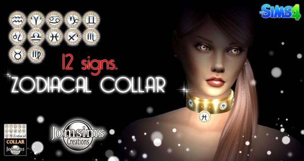 Jom Sims Creations: Zodiacal Collar