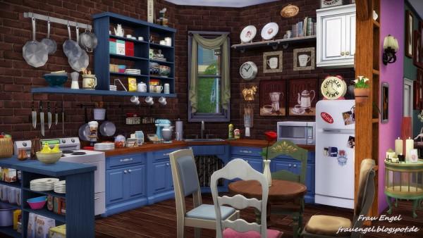 Frau Engel Friends Apartments Sims 4 Downloads