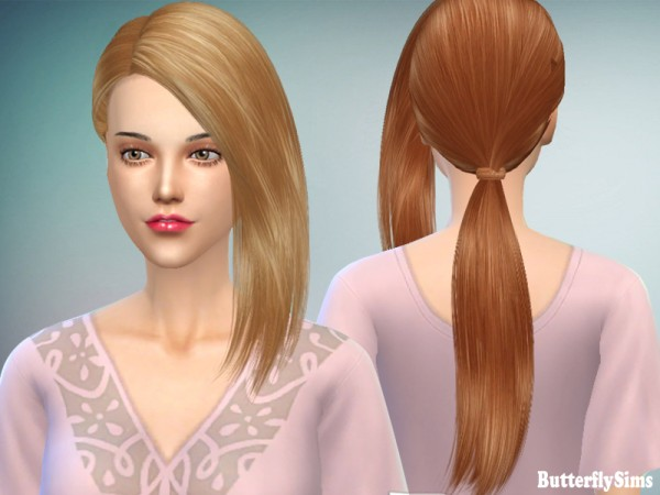Butterflysims: B flysims hair af156 No hat