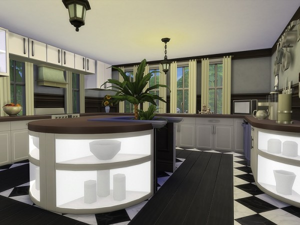 The Sims Resource: Avarice Mansion by Ineliz