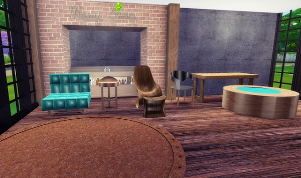 Mony Sims: Street Life converted from TS3 to TS4