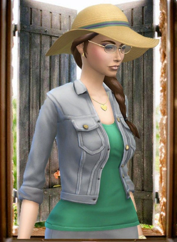 Les Sims 4 Passion: Mademoiselle Jeanne