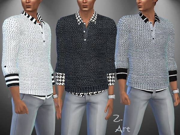 The Sims Resource: Smart Fashion I by Zuckerschnute20