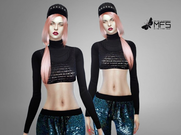 MissFortune Sims: Sequin Collection