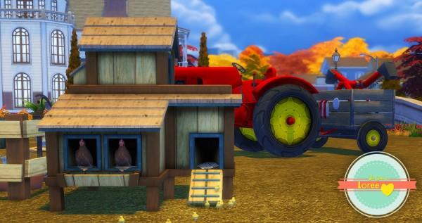 Loree Little Farm Sims 4 Downloads