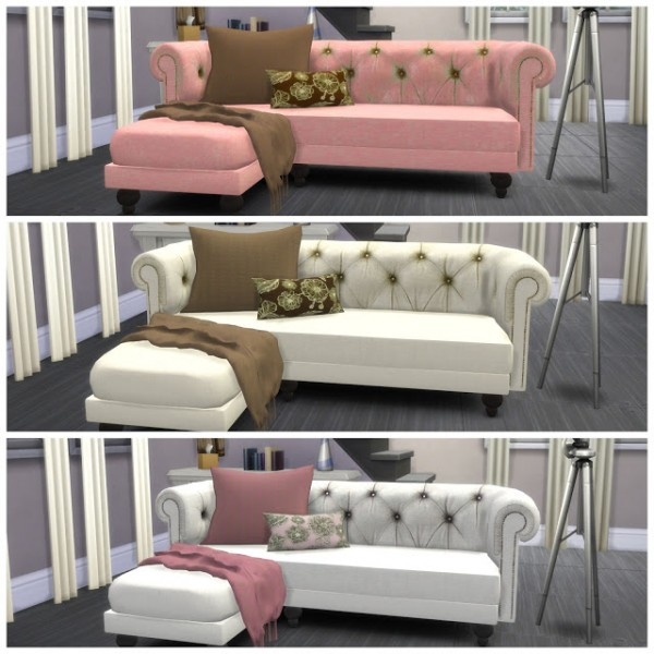 Dinha Gamer Sofa Recolor Sims 4 Downloads