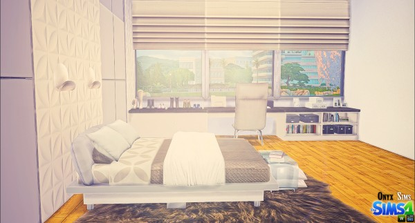 Onyx Sims San Diego Bedroom Sims 4 Downloads