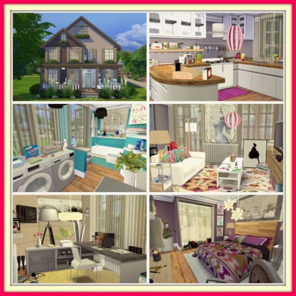 Dinha Gamer: Sweet Family House