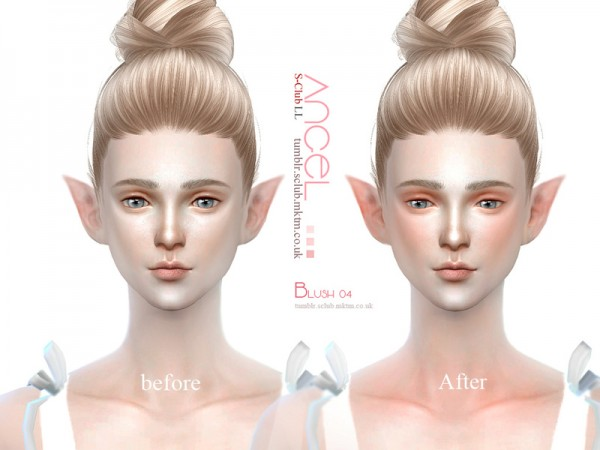 The Sims Resource: Angel Blush 04 by S Club