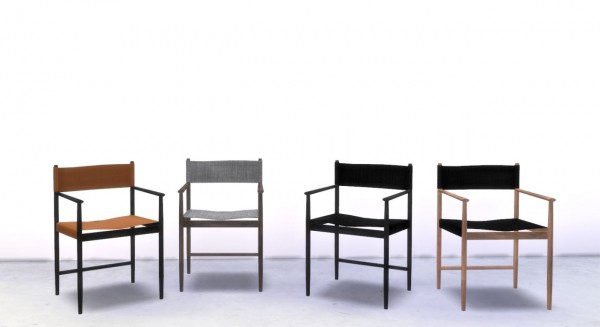 Hvikis: Exotic Element's dining chair recolors