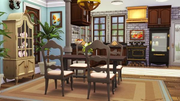 Jenba Sims: Primula cottage