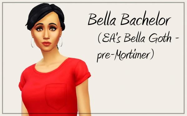 Jenba Sims: Bella Bachelor