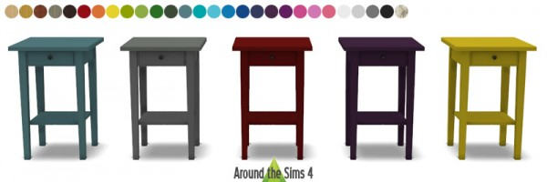 around the sims 4 ikea inspiration bedroom sims 4 downloads. Black Bedroom Furniture Sets. Home Design Ideas