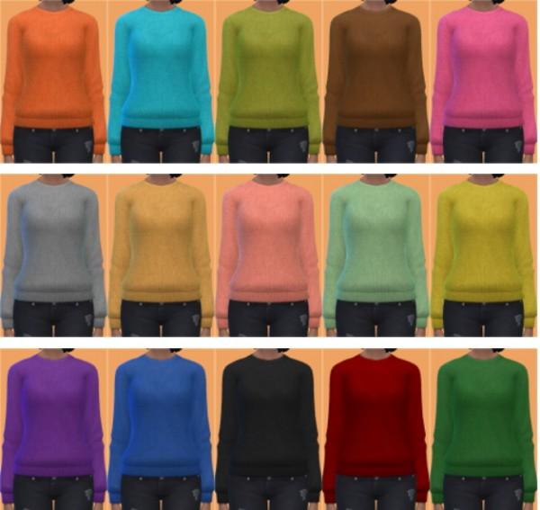Veranka: Vicky   Comfy Fall Sweater