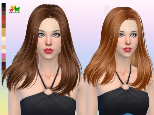 Butterflysims: B flysims hair 165 NO hat