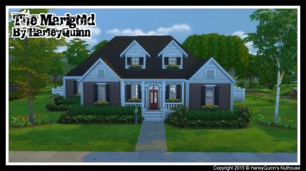 Harley Quinn Nuthouse: The Marigold house