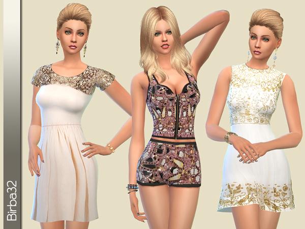 The Sims Resource: Precious set by Birba32