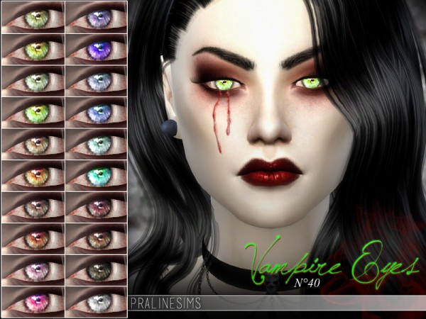 The Sims Resource Pale Secret Vampire Collection By