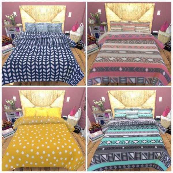 Dinha Gamer: Blankets & Pillows