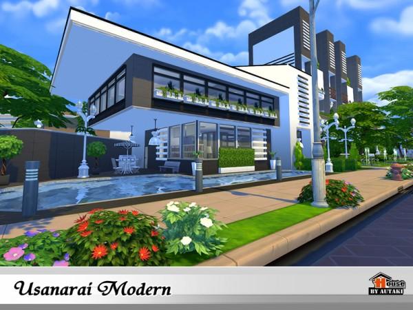 The Sims Resource: Uusanarai Modern by Autaki