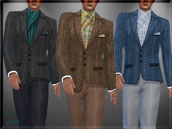 The Sims Resource: Smart Fashion V by Zuckerschnute20