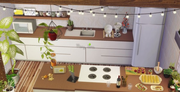 Mony Sims: So Natural Kitchen