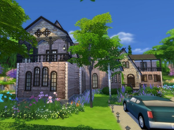 The Sims Resource: Lambert Estate by Ineliz