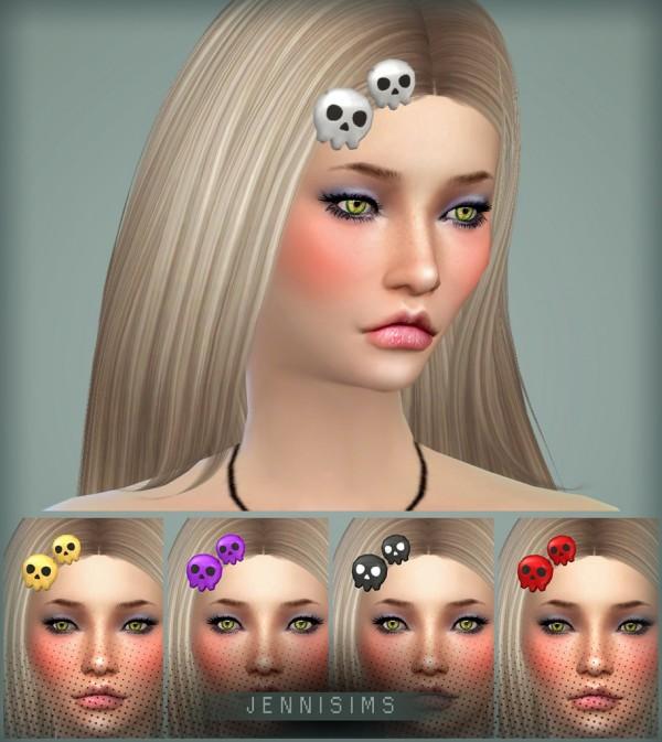 Jenni Sims: Accessory Hair
