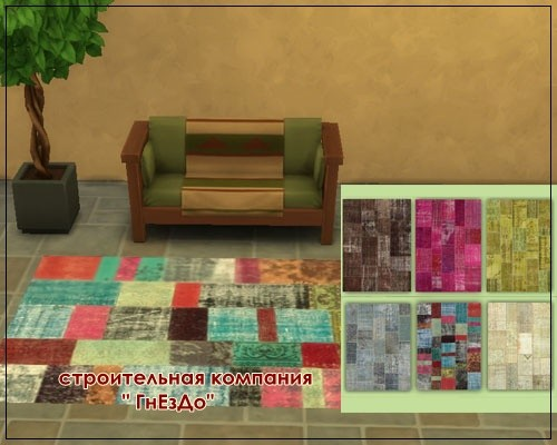 Sims 3 By Mulena Carpets For Your Home Kilim Sims 4