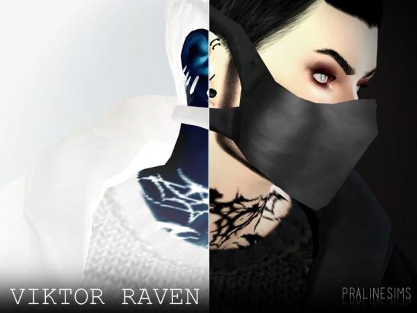 The Sims Resource: Viktor Raven by Pralinesims