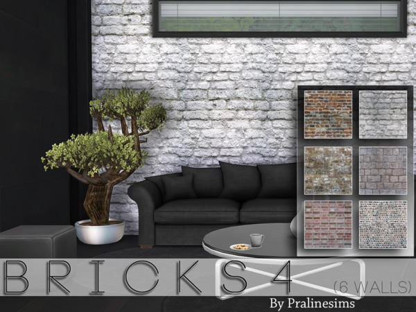 The Sims Resource: Bricks 4 by Pralinesims