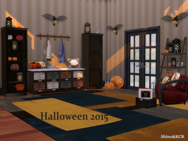 The Sims Resource Halloween 2015 By Shinokcr Sims 4