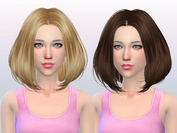 Butterflysims: B flysims hair af167 No hat