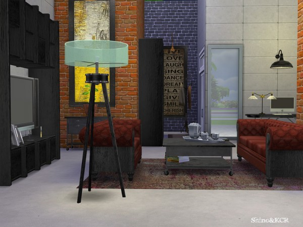 The Sims Resource: Living Loft by ShinoKCR