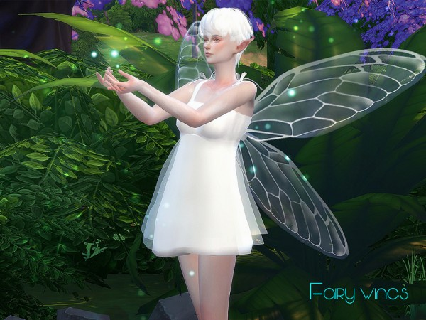 Sims 4 Fairy Wings - newhairstylesformen2014.com