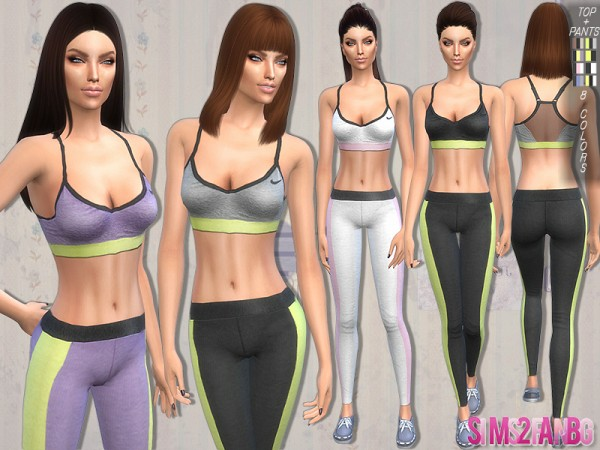 The Sims Resource: 87   Sports set by sims2fanbg