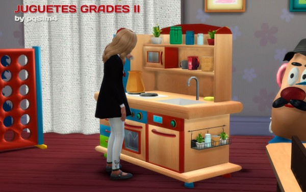 PQSims4: Great Toys II
