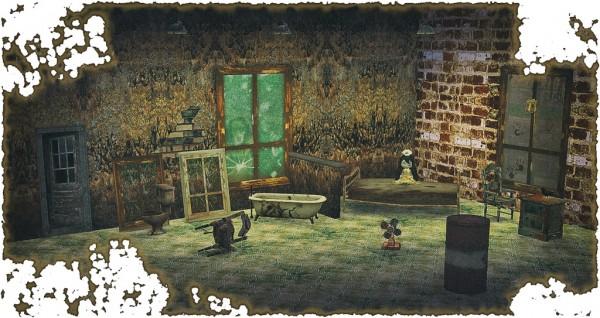 Sims  Asylum Buildings