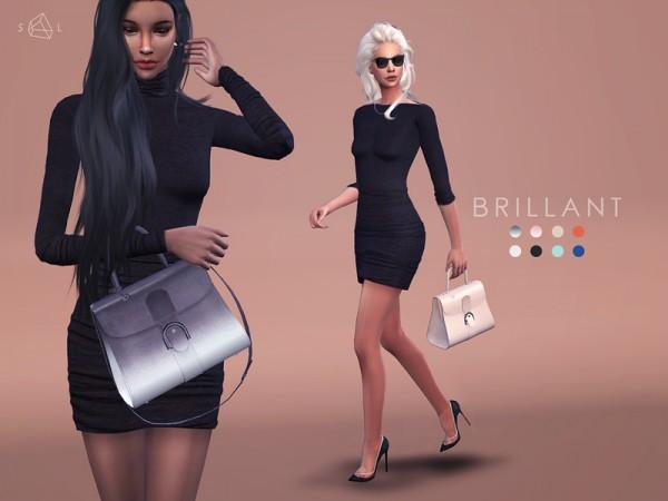 The Sims Resource: Handbag   BRILLANT by Starlord
