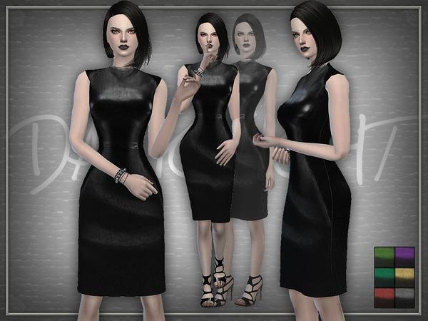 The Sims Resource: Anastasia dress by DarkNighTt