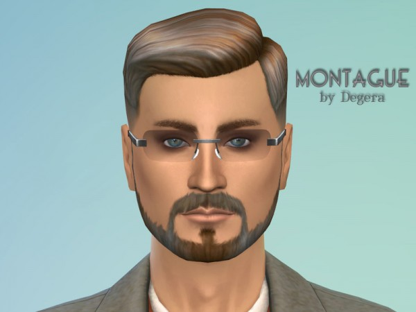 The Sims Resource: Montague by Degera