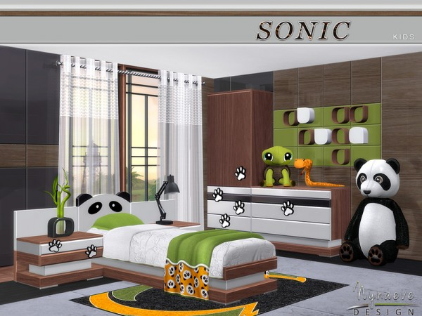 Kidsroom archives sims 4 downloads for Dormitorio sims 4