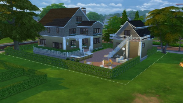Mod The Sims: 24 Windy Fawn Acres   6 Bedroom Home by jamie10