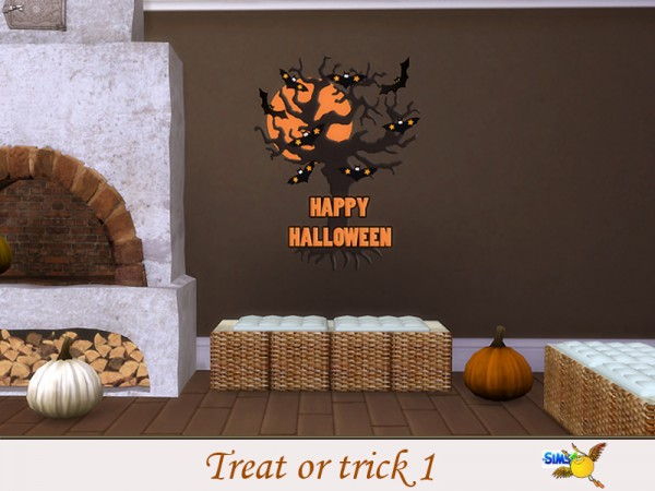 The Sims Resource: Trick or Treat by evi