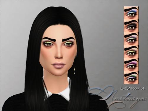 Nastas`ya: Eyeshadow 08