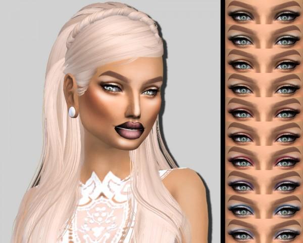 Alaina Vesna: Angelic Eyeshadow
