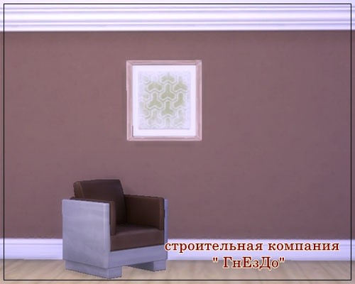 Sims 3 by Mulena: Square Giclee paintings